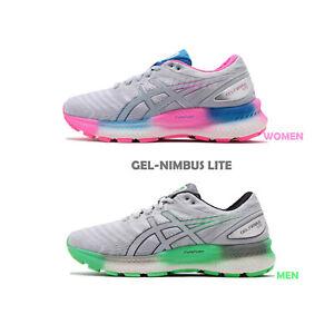 Asics Gel-Nimbus 22 Lite Recycled Material  Men Women Running Shoes Pick 1