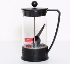Bodum Brazil 3 cup French Press Coffee Maker, 12 oz, Black 10938-01 Openbox New