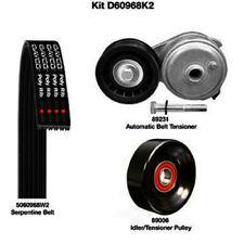 Serpentine Belt Drive Component fits 1996-2000 GMC C2500 C2500,C3500,K2500,K3500