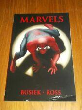 MERAVIGLIE da BUSIEK ROSS MARVEL COMICS (libro in brossura, 2010) < 9780785142867