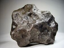 MUSEUM QUALITY! LOTS OF THUMBPRINTS! BEST NEW CAMPO DEL CIELO METEORITE 25 LBS