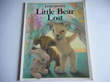 LITTLE BEAR LOST - JANE HISSEY - LIVRE EN ANGLAIS