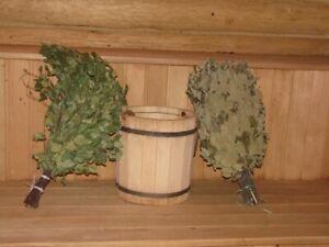 SET of 10 sauna bath 5 OAK + 5 birch venik broom whisk dub banja SEASON 2020