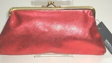 Kenneth Cole Ladies Evening Bag Wedding Purse Bridal Prom, Party Bag,Red