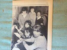 c1-1 ephemera 1962 picture hartsdown school margate sheila clarke sandra james