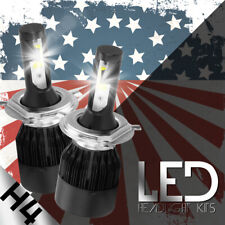 488W 48800LM Dual Side LED Headlight Kit H4 HB2 9003 Hi/low beams HID 5000K Bulb