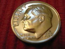 1970 S Roosevelt Gem Proof Dime