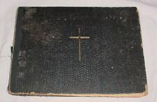 SPIS POMORDOWANYCH POLAKOW W OBOZIE W DACHAU 1946 SIGNED POLAND HOLOCAUST WW2