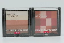 2x Bari Cosmetics Seductive All-Over Color - Ribbon and Blend (See Details)