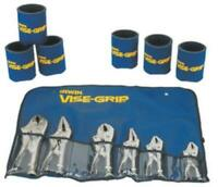 Irwin Visegrip VSG-641KB 6 Pc. Tool Set In Bag With 6 Koozie Cups