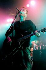 More details for thom yorke radiohead singer photograph picture print