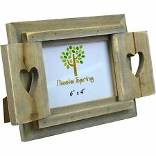 Wood Vintage/Retro Photo & Picture Frames