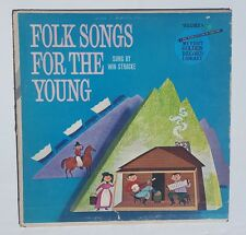 My First Golden Record Library Folk Songs For The Young (Volume 9) BRC-V-9 LP