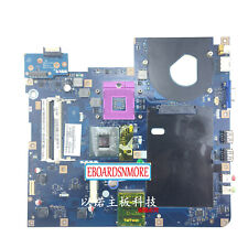 ACER Aspire 7715 7715Z Laptop Motherboard NAWF3 LA-4854P,for17''LCD