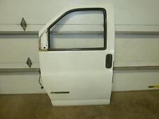 97-02 CHEVY CHEVROLET VAN White 8624 Driver Left Front Door Manual #10243