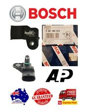 GENUINE BOSCH MAP SENSOR FOR FORD FALCON BA BF TERRITORY SY 6CYL TURBO XR6-T F6X