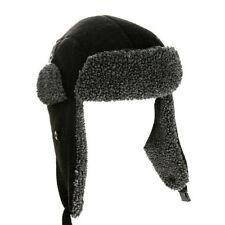 Gorras y sombreros de hombre sin marca color principal negro de poliéster