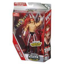 WWE TERRY FUNK ELITE SERIES 41 MATTEL ACTION FIGURE NEW ECW BELT