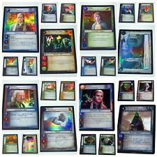 Lord of the Rings Decipher TCG ~ Foil Cards      LOTR Trading Card Game CCG