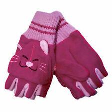 Fleece Girls' Gloves and Mittens
