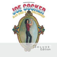 JOE COCKER - MAD DOGS & ENGLISHMEN (DELUXE EDITION) 2 CD NEW!