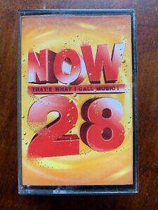 Now That's What I Call Musique Vol.28 (1994) Tableau Pop Compilation Cassette