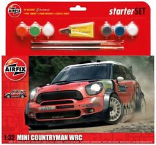 Airfix 55304 - 1/32 MINI COUNTRYMAN WRC MODEL KIT STARTER SET