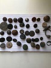 Metal Detecting .uk Buttons