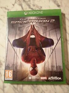 the amazing spiderman 2 xbox one