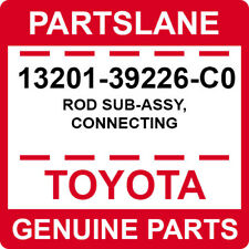 13201-39226-C0 Toyota OEM Genuine ROD SUB-ASSY, CONNECTING