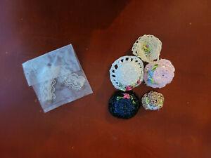 Lot of Misc Dollhouse Miniature Hats