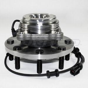 Wheel Bearing and Hub Assembly Front IAP Dura 295-15100