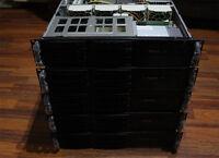 Supermicro 2U Server 2x CPU / 2x heatsink 8GB RAM SC823TQ 500w psu 550 Watt WOW!