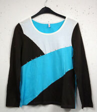 Normalgröße Sheego Damenblusen, - tops & -shirts aus Baumwolle