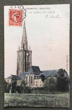 CPA. HAZEBROUCK. 59 - Eglise Saint Eloi. 1908.