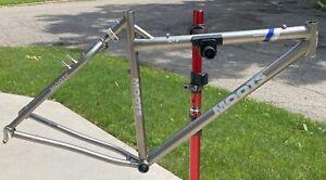 "Moots Mooto-X YBB Frame, 18"" 29"" Titanium mtb bike, Ti 20th Anniversary"