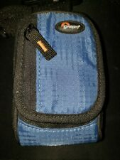 LowePro Ridge 30 Black Digital Camera Padded Small Bag Case Strap Compact