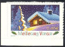 FRANCIA 2002 Capodanno/stagionali Saluti/ALBERO/House/ANIMAZIONE 1 V S/A (n37367j)
