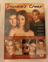 Dawson's Creek - Series 3 (DVD, 2004, 6-Disc Set, Box Set) *NEW & SEALED*