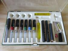 Vintage Faber-Castell technical pen set  - (M119)