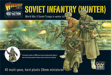 Warlord Games Bolt Action Soviet Winter Infantry WGB-RI-04