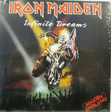 "IRON MAIDEN ""INFINITE DREAMS""  7' reissue sealed"
