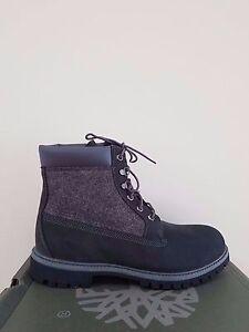 Timberland Men's  6-Inch Premium Panel Boots Gray NIB