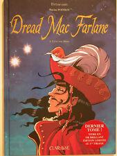 DREAD MAC FARLANE  ** TOME 5 LION DES MERS ** EO POINSOT
