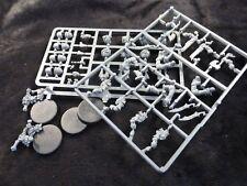 40K Chaos Space Marines Khorne Berzerkers on Plastic Frame