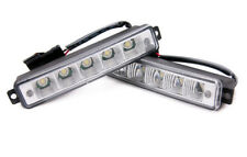 Fits Mitsubishi Models - 5 LED X-Treme High Power 15cm DRL Lights Auto Switch
