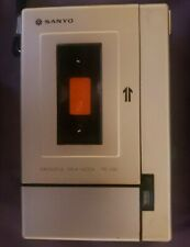 Sanyo Trc-1500 Executive Talk Book Cassette Recorder/Player