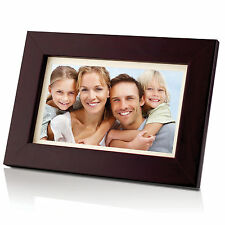 "Coby 7"" Widescreen Digital Photo Frame SHIPS TOMORROW"