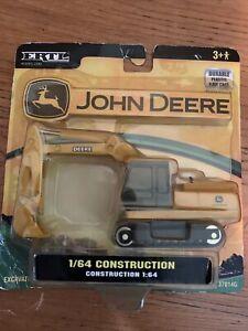 John Deere Excavator 1/64 ERTL 2006 ~ #37014 NIB