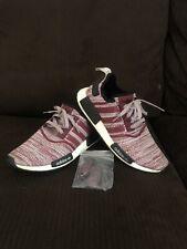 Adidas Mens NMD R1 Burgundy Size 10.5